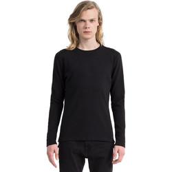 Ruhák Férfi Pulóverek Calvin Klein Jeans J30J303658 Fekete