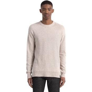 Ruhák Férfi Pulóverek Calvin Klein Jeans J30J305466 Bézs