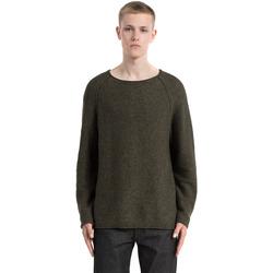 Ruhák Férfi Pulóverek Calvin Klein Jeans J30J305476 Zöld