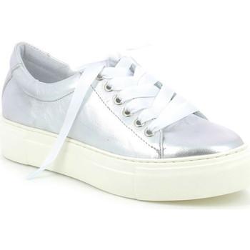Cipők Női Rövid szárú edzőcipők Grunland SC3880 Szürke