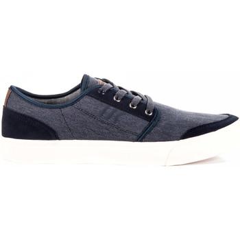 Cipők Férfi Rövid szárú edzőcipők Lumberjack SM44405 001 N58 Kék