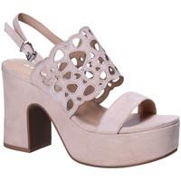 Cipők Női Szandálok / Saruk Apepazza GRC02 Rózsaszín