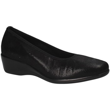Cipők Női Balerina cipők  Susimoda 830150 Fekete