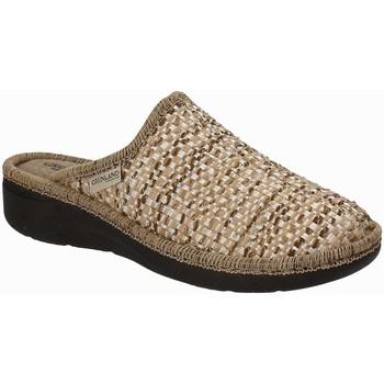 Cipők Női Mamuszok Grunland CI2165 Barna