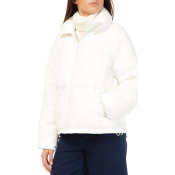 Ruhák Női Steppelt kabátok Gas 255672 Fehér