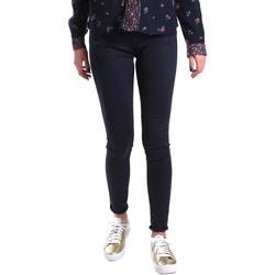 Ruhák Női Chino nadrágok / Carrot nadrágok Gas 355652 Kék