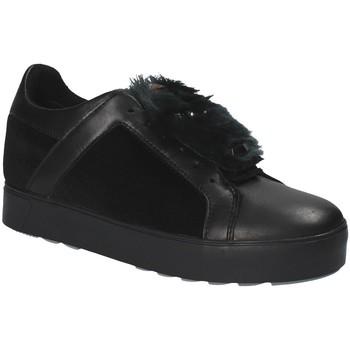 Cipők Női Rövid szárú edzőcipők Apepazza RSW03 Fekete