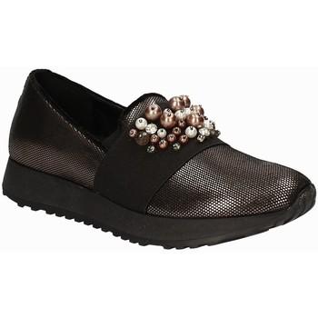 Cipők Női Belebújós cipők Apepazza MCT14 Szürke