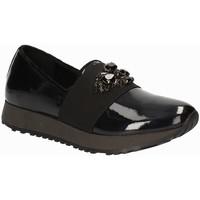 Cipők Női Belebújós cipők Apepazza MCT16 Fekete