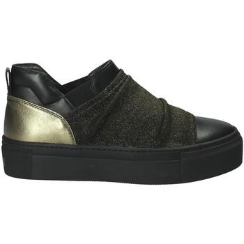 Cipők Női Belebújós cipők Janet Sport 40904 Fekete