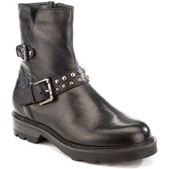 Cipők Női Bokacsizmák Lumberjack SW37101 001 B01 Fekete