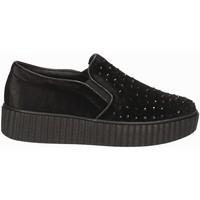 Cipők Női Belebújós cipők Gold&gold B17 FA201 Fekete