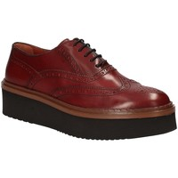 Cipők Női Oxford cipők Triver Flight 217-01 Barna