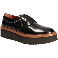 Cipők Női Oxford cipők Triver Flight 217-02 Fekete