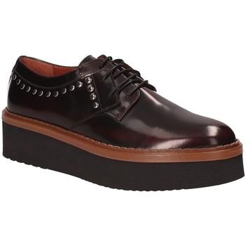 Cipők Női Oxford cipők Triver Flight 217-02 Piros