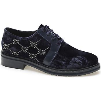 Cipők Női Oxford cipők Apepazza CMB03 Kék