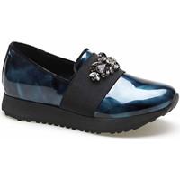 Cipők Női Belebújós cipők Apepazza MCT16 Kék