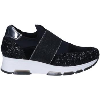 Cipők Női Belebújós cipők Keys 7063 Fekete