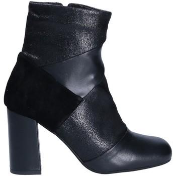 Cipők Női Bokacsizmák Keys 7173 Fekete