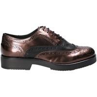 Cipők Női Oxford cipők Mally 4704S Barna