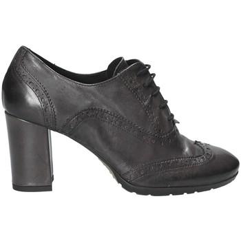 Cipők Női Oxford cipők Mally 5010S Szürke