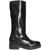 Cipők Női Városi csizmák Mally 5096Z Fekete