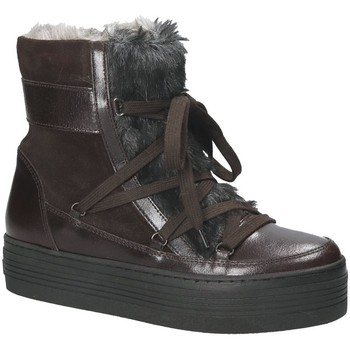 Cipők Női Hótaposók Mally 5990 Barna