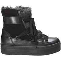 Cipők Női Hótaposók Mally 5990 Fekete