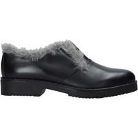 Cipők Női Oxford cipők Mally 5885DB Fekete