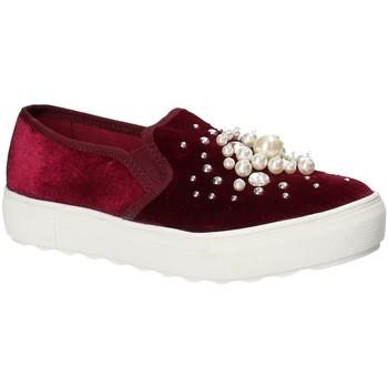Cipők Női Belebújós cipők Fornarina PI18RU1149A073 Piros