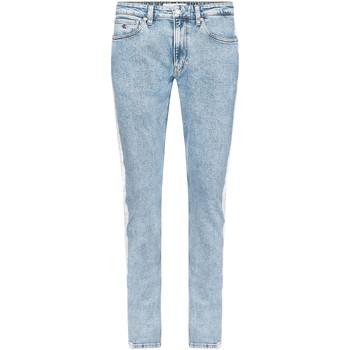 Ruhák Férfi Slim farmerek Calvin Klein Jeans J30J315269 Kék