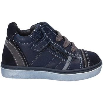 Cipők Fiú Csizmák Melania ME1133B7I.B Kék