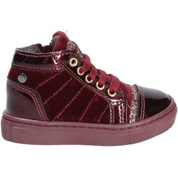 Cipők Gyerek Magas szárú edzőcipők Melania ME1123B7I.C Piros