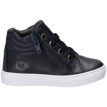 Cipők Fiú Magas szárú edzőcipők Melania ME1183B7I.B Kék