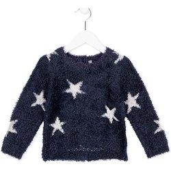 Ruhák Gyerek Hosszú ujjú pólók Losan 726 5000AD Kék