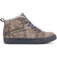 Cipők Gyerek Magas szárú edzőcipők Lumberjack SB32705 003 M64 Barna