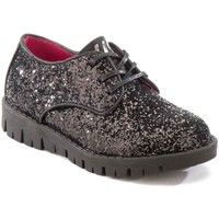 Cipők Gyerek Oxford cipők Lumberjack SG20404 004 P10 Fekete