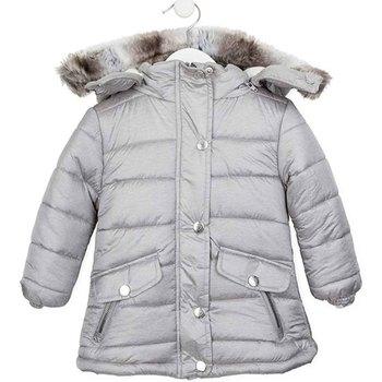 Ruhák Gyerek Steppelt kabátok Losan 726 2007AD Szürke