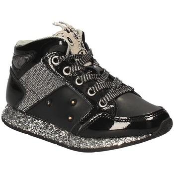 Cipők Lány Magas szárú edzőcipők Lelli Kelly L17I6520 Fekete