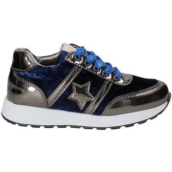 Cipők Gyerek Rövid szárú edzőcipők Grunland SC3488 Kék