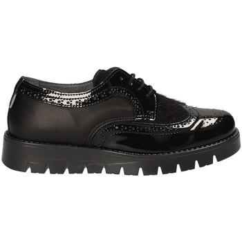 Cipők Gyerek Oxford cipők Melania ME6158F7I.D Fekete