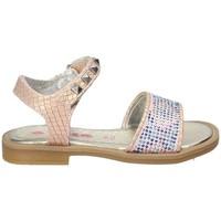 Cipők Lány Szandálok / Saruk Asso 55930 Rózsaszín