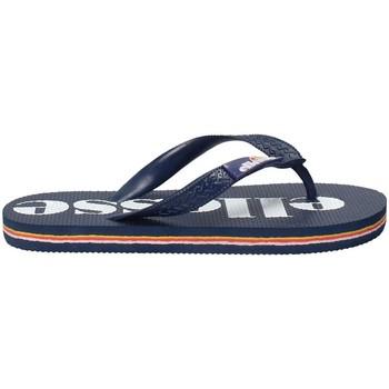 Cipők Gyerek Lábujjközös papucsok Ellesse LH-001 Kék
