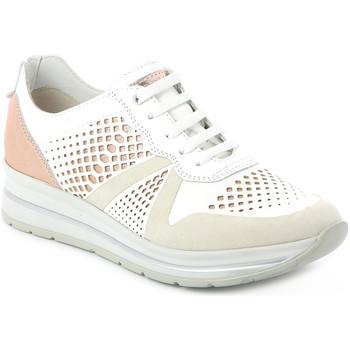 Cipők Női Rövid szárú edzőcipők Grunland SC4477 Fehér