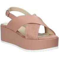 Cipők Női Szandálok / Saruk Grace Shoes Z 078 Rózsaszín