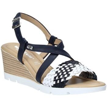 Cipők Női Szandálok / Saruk Valleverde 32305 Kék