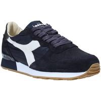 Cipők Férfi Rövid szárú edzőcipők Diadora 201.173895 Kék
