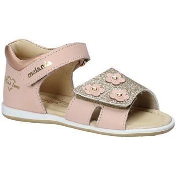 Cipők Lány Szandálok / Saruk Melania ME0801A8E.C Rózsaszín