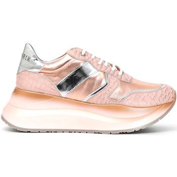 Cipők Női Rövid szárú edzőcipők Café Noir DC801 Rózsaszín