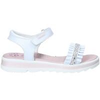 Cipők Lány Szandálok / Saruk Pablosky 4681 Fehér